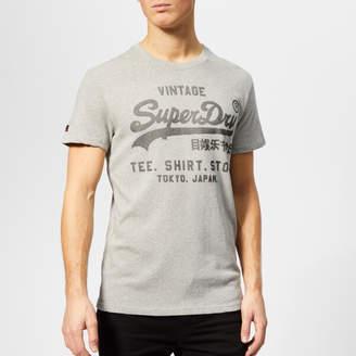 Superdry Men's Shirt Shop Feeder T-Shirt