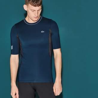 Lacoste Men's SPORT Compression Tennis T-Shirt