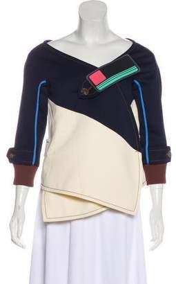 Prada 2017 Colorblock Jacket w/ Tags