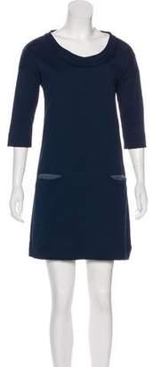Rag & Bone Short Sleeve Sweater Dress