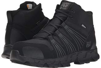 Timberland Powertrain Mid Alloy Safety Toe ESD Men's Lace-up Boots