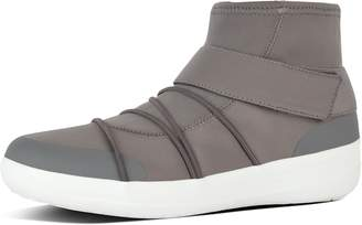 FitFlop Neoflex Bungee Elastic High-Top Sneakers
