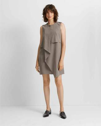 Club Monaco Drape Front Dress