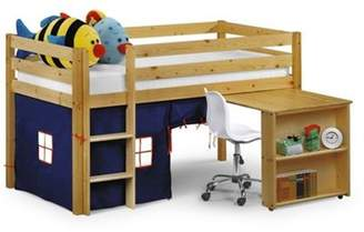 Abercrombie & Fitch Bunk Beds - Sleepers Blue Pine Childrens Sleep Station Single - 3Ft (90Cm) Single (30)