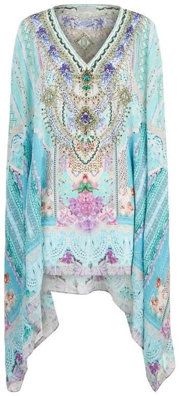 Garden State Silk Kaftan