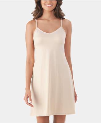 Vanity Fair Lace V-Neck Full Slip 10141