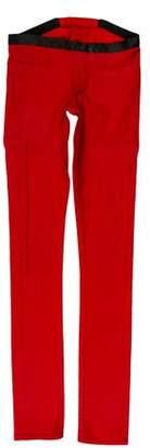Helmut Lang Low-Rise Skinny Pants