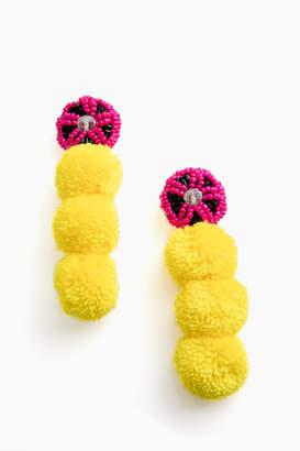 Sunseeker LUXCHILAS Wayuu Pom Pom Earrings