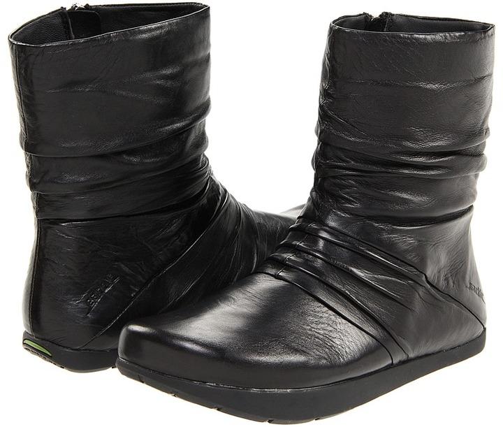Earth Carling (Black Silky Aged) - Footwear