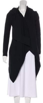 Dear Cashmere Casual Assymmetric Jacket