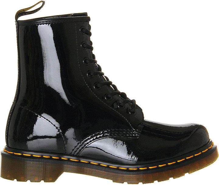 Dr. MartensDr. Martens 1460 8-eye patent leather boots