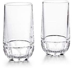 Ralph Lauren Monroe Crystal Highball Set