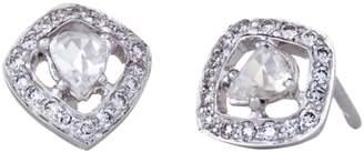 Couture Sethi Rose-Cut Diamond Stud Earrings