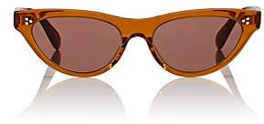 Oliver Peoples Women's Zasia Sunglasses-Rose Gold