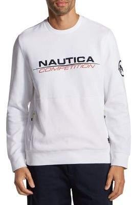 Nautica Competition Crewneck Pullover