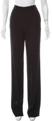 Maison Margiela High-Rise Wide-Leg Pants w/ Tags