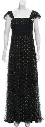Philosophy di Lorenzo Serafini Lace Evening Dress