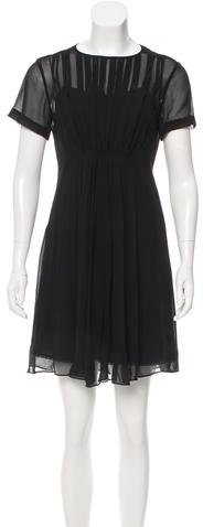 Marc by Marc Jacobs Silk Pleated Dress w/ Tags