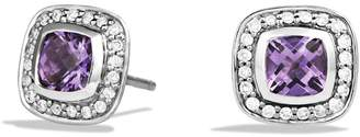 David Yurman 'Albion' Petite Earrings with Diamonds