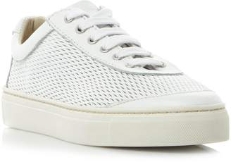 Roberto Vianni COMFORT EGHAM - Comfort Perforated Lace Up Trainer