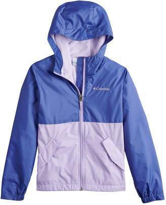 Columbia Girls 4-18 Rain to Fame Jacket