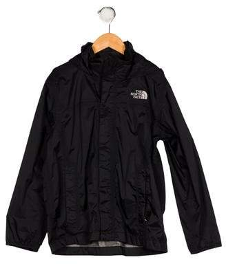 The North Face Boys' Hooded Zip-Up Jacket