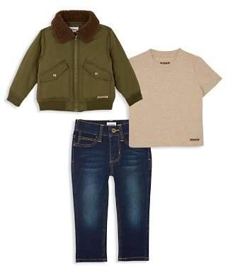 Hudson Boys' Jacket, Tee & Jeans Set - Little Kid