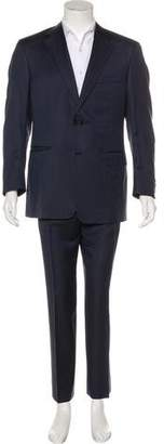 Canali Wool & Silk Suit
