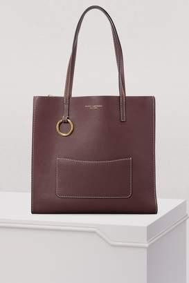 Marc Jacobs Leather shopper bag