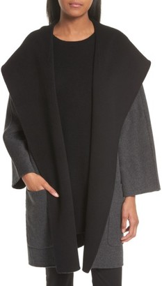 Women's Vince Double Face Wool & Cashmere Coat $745 thestylecure.com