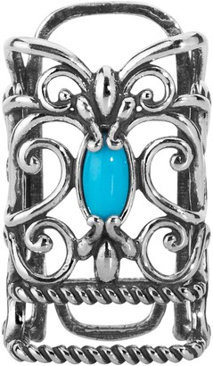 Fitbit Carolyn Pollack Sterling Turquoise FlexAccessory