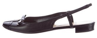 Kate Spade Kate Spade New York Leather Slingback Flats
