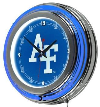 """NCAA Trademark Global Team 14.5"""" Wall Clock Team: U.S. Air Force Academy"""