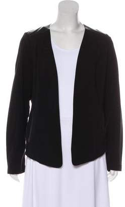 Eileen Fisher Lightweight Open-Front Jacket