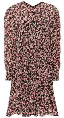 Isabel Marant Sandra printed silk dress