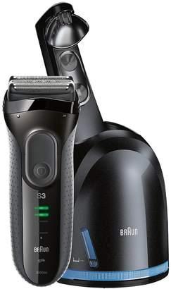 Braun 3050cc Male Shaver (Black/Grey)