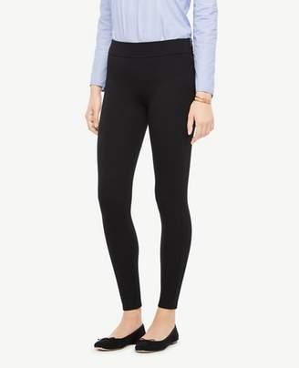 Ann Taylor Side Zip Leggings