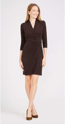 J.Mclaughlin Lillian Faux Suede Dress