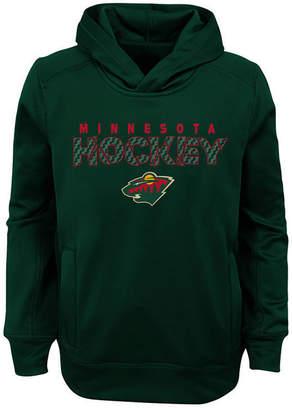 Outerstuff Minnesota Wild Extreme Hoodie, Big Boys (8-20)