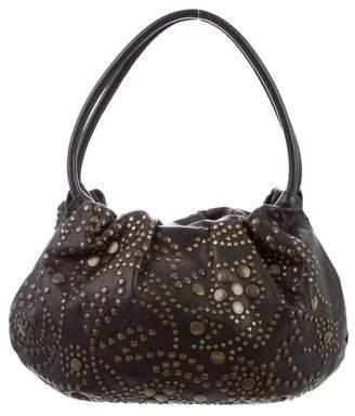 Sonia Rykiel Studded Leather Bag