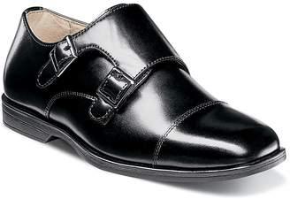 Florsheim Boys' Reveal Double Monk Strap Dress Shoes