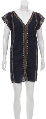 Calypso Tunic Mini Dress