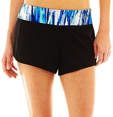 JCPenney XersionTM Stretch Hot Shorts