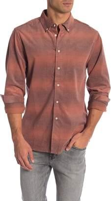 Saturdays NYC Laszlo Corduroy Long Sleeve Shirt