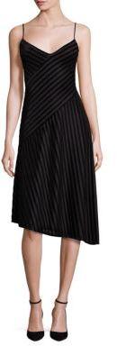 Shoshanna Asymmetrical Hem Dress $340 thestylecure.com