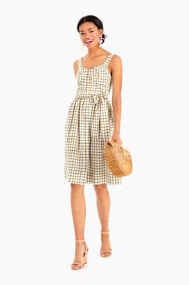 J.o.a. Button Up Midi Dress