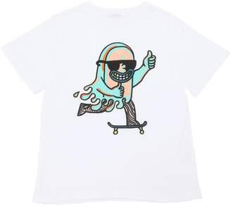 Stella McCartney Ice Cream Skater Cotton Jersey T-Shirt
