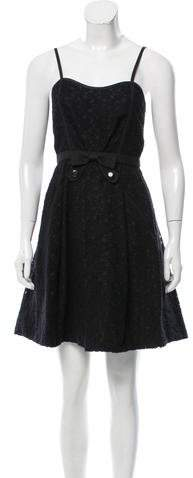 Marc by Marc Jacobs Floral Embroidered Dress w/ Tags