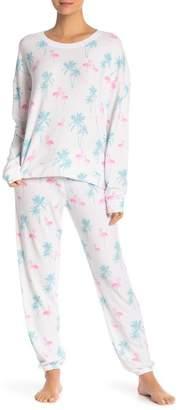 PJ Salvage Tropical Pajama Pants