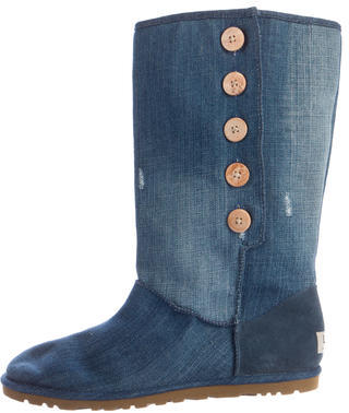 UGGUGG Australia Lo Pro Denim Boots